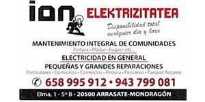 ion-elektrizitatea